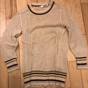 Isabel Marant Open Knit Sweater FR 36